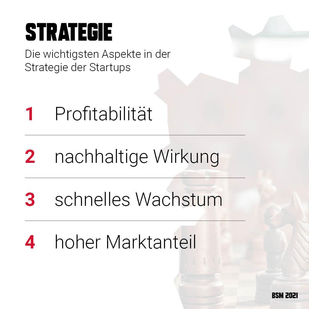 Startup Monitor Braunschweig - Strategie